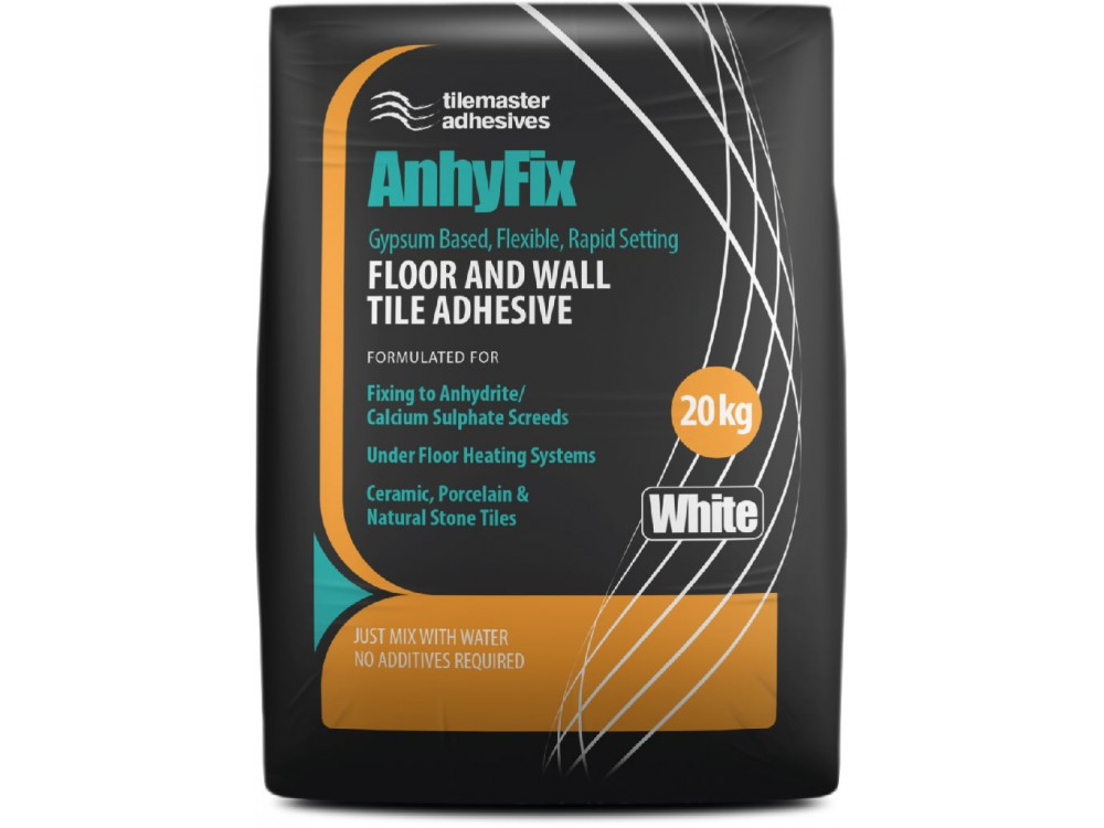 Anhyfix Adhesive for Gypsm Anhydrate Screeds