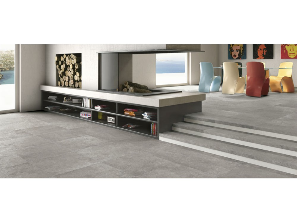 Cemento Dark Porcelain Rectified Porcelain ** SALE -EXTRA 30% ON EXISTING STOCK** 120x60 £32 INC VAT