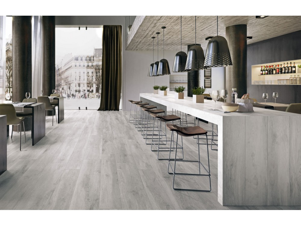 Grey Capino Wood Effect