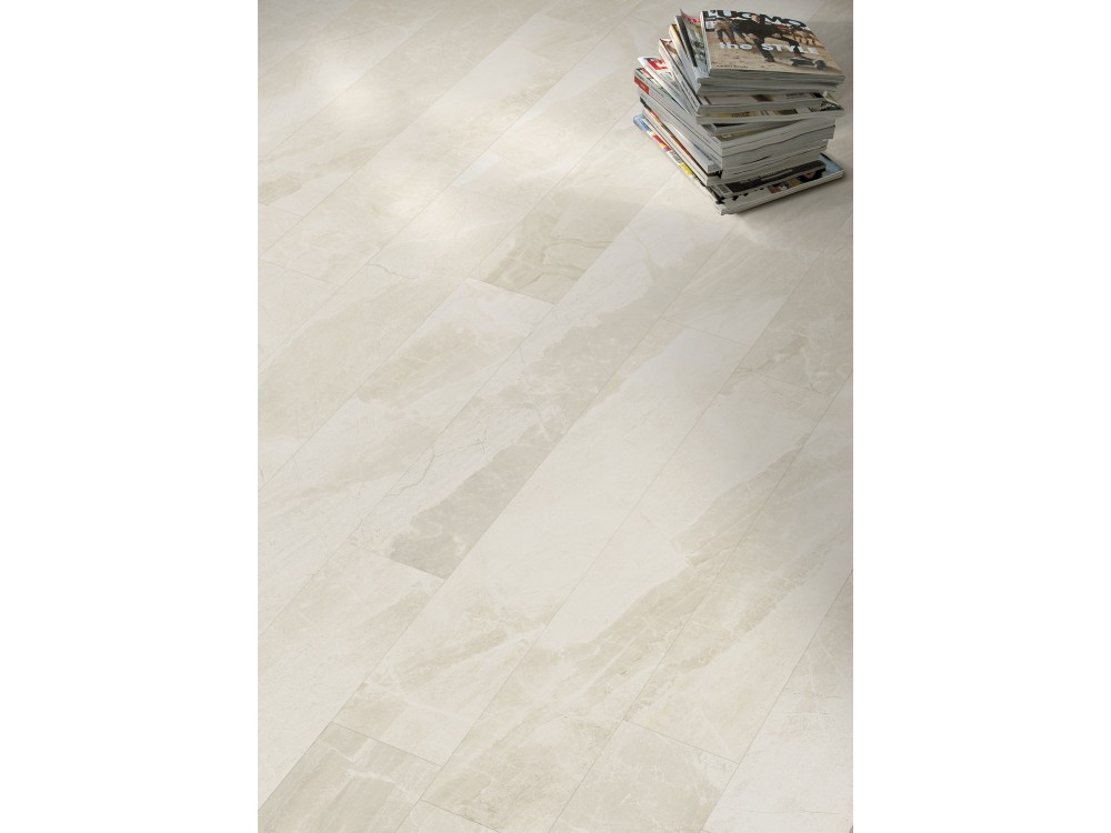 Main White Honed Rectified Porcelain